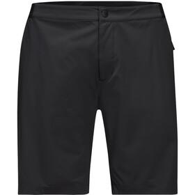 Jack Wolfskin JWP Shorts Heren, zwart